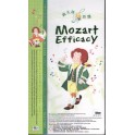 Mozart Efficacy (4 Music CDs)