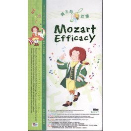 Mozart Efficacy (4 Music CD)