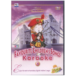 Favourite Children's Songs Karaoke 4